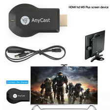 4k Anycast M9 Plus HDMI Media Player TV Cast Stick WiFi Display Receiver Dongle