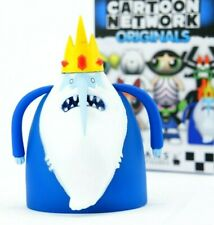 "Titans Cartoon Network Originals 3"" Adventure Time Ice King 1/18 Vinyl Figures"