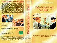 (VHS) Die Christel von der Post -Gardy Granass, Hardy Krüger, Claus Biederstaedt