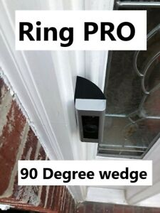 Ring PRO Wedge 90 degree angle Wedge (DOORBELL NOT INCLUDED!!)