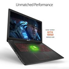 "New Asus FX53VD Gaming Laptop 15.6"" i7-7700HQ Quad 8GB 1TB GTX 1050 Backlit Key"