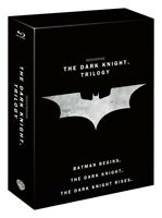 The Dark Knight Trilogy Blu Ray