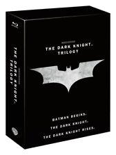 The Dark Knight Trilogy Blu Ray