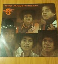 JACKSON 5 FIVE LOOKIN THROUGH THE WINDOWS LP MOTOWN M750L
