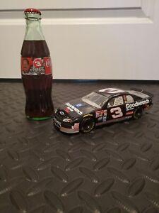 Dale Earnhardt Sr #3 25th Anniv. 1999 Monte Carlo NASCAR 1:24 w/coke bottle