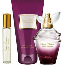 Avon Rare Flowers Night Orchid 3 Piece Set~EDP 50ml/Body Lotion/Purse Spray 10ml
