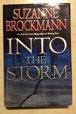 SUZANNE BROCKMANN INTO THE STORM HARDCOVER