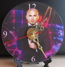 New Mr Worldwide Pitbull Cd Clock Singer Song Writer Music Artist Rap