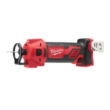 Milwaukee Drywall Cut Out Tool 18-Volt Lithium-Ion Cordless LED Light Tool-Only