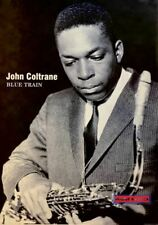 John Coltrane Blue Train Rare 1999 Vintage Poster 24 x 34