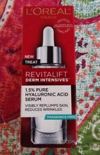 L'Oreal Paris Revitalift Derm Intensives Hyaluronic Acid Facial Serum - 1 fl oz.