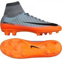 Nike Mercurial Victory VI Dynamic Fit CR7 FG 903605-001 Fussball Schuhe Neu 47,5