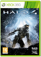 Xbox 360 - Halo 4 (Original Release) **New & Sealed** Official UK Stock.
