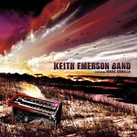 Keith Emerson - Keith Emerson Band [New CD]