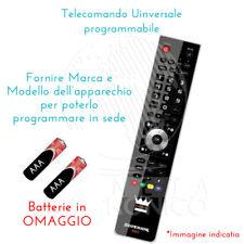 Telecomando di sostituzione per TELESYSTEM TS9000-HD