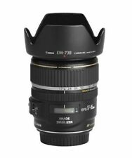 Canon EF-S 17-85mm f/4.0-5.6 IS USM Lens & Hood.