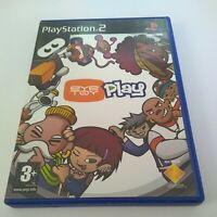 Eye Toy Play for PlayStation 2 (No Camera)