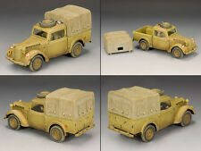 KING & COUNTRY EA056 Austin Light Utility Truck WWII   MIB