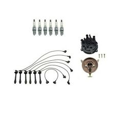 For Lexus ES300 92-93 3.0L Ignition Tune Up Kit Cap Rotor Spark Plugs Wire
