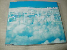 STRIKE - I HAVE PEACE - 7 MIX HOUSE CD SINGLE