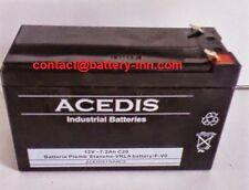 Batterie onduleur 12V pour  APC  Back-UPS ES 8 Outlet 700VA BE700G-FR (RBC17)