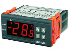 12V Dc Ac All-purpose Temperature Controller Stc-1000 With 2M sensor