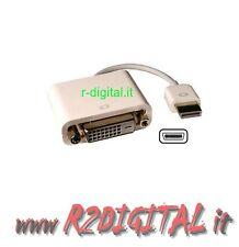 CONVERTIDOR CABLE ADAPTADOR MINI DVI / DVI 24+1 HEMBRA M/F MONITOR APPLE MAC