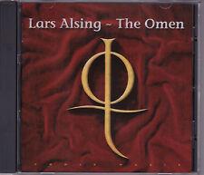Lars Alsing - The Omen - CD (FMF CD 1167fonix Denmark)