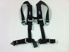"""PRP Seats 4 point 2"""" Harnesses with Auto style latch.  FREE SHIPPING"""