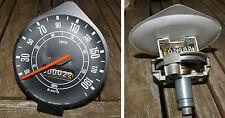Tacho Tachometer Einsatz Speedometer kmH MPH Anzeige Smiths 13H8074 SNT-3333/02