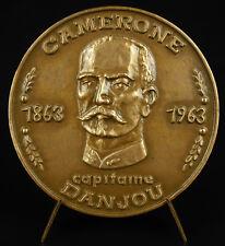 Médaille Légion capitaine Danjou bataille de Camerone Méxique 1863 Mexico medal