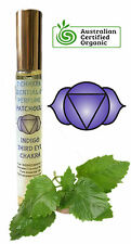 PATCHOULI ESSENTIAL OIL PERFUME 1x10ml Alcohol-Free Ess. Oil Perfume