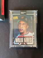 Topps Project 2020 Willie Mays #101 Jacob Rochester