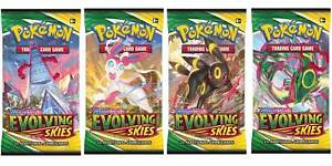 Pokemon TCG Sword & Shield Evolving Skies Pick Your Own Individual Cards New NM