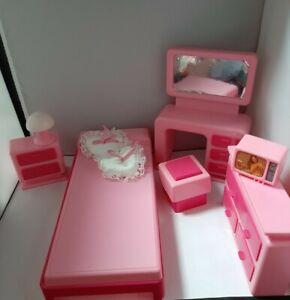 Arco Barbie Möbel Schlafzimmer 80er