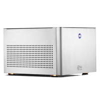 GOLDEN FIELD N-2S Mini Cube ITX PC Computer Case Aluminium For PC Desktop Casing