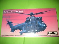 AS 532 COUGAR BY HELLER 1/72 - REF.80365