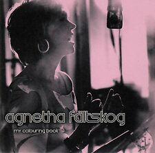 AGNETHA FÄLTSKOG : MY COLOURING BOOK / CD - NEU