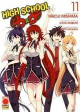 Highschool of the Dead DxD N° 11 - Planet Manga - ITALIANO NUOVO #MYCOMICS