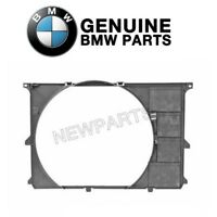 For BMW E34 530i 540i E32 740iL 750iL Radiator Engine Cooling Fan Shroud Genuine