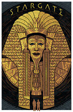 Stargate Poster - Todd Slater - Limited Edition of 165