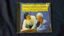 MESSIAEN TURANGALILA SYMPHONIE  (YVONNE JEANNE LORIOD). CD DEUTSCHE GRAMMOPHON