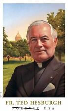 5242 US Father Theodore Hesburgh Coil Forever MNH (Free shipping offer)