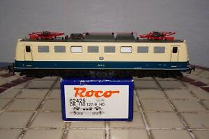 RF29] Roco 62425 - H0 - DB - Electric Locomotive 150 127-9 - Analogue + Dss