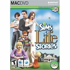 The Sims Life Stories Mac New in Box