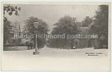 Sheffield, Kenwood Lodge Sharrow Postcard, C027