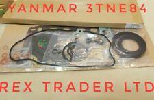 Gasket kit Complete for Yanmar/Komatsu 3D84, 3TNV84, 3TNE84, 84mm Diameter 3 Cyl