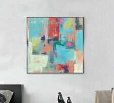 ZWPT929 100% painted hand abstract modern oil painting wall art on Canvas