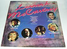 Various - The Stars Sing Lennon & McCartney LP (Featuring Deep Purple) 1986