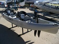 New Leftover 2014 Hobie Mirage Pedal Drive Kayak Outfitter Tandem Dune